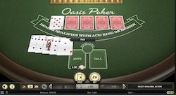 jeu Oasis Poker