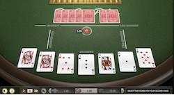 jeu Paï Gow Poker