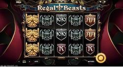 jeu Regal Beasts