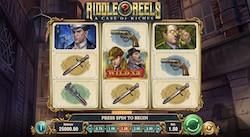 jeu Riddle Reels