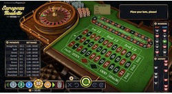 jeu European Roulette In Track
