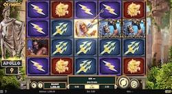 jeu Take Olympus
