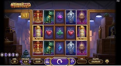 jeu Vault of Fortune