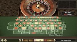 jeu Zoom Roulette