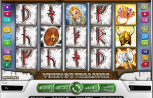 jeu Viking's Treasure