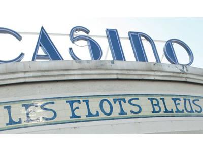 Casino Les Flots Bleus facade
