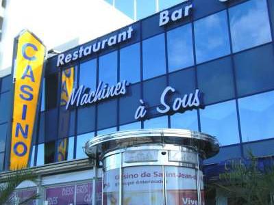 Casino de Saint-Jean de Monts facade