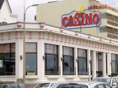 Casino de Pornichet facade