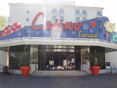 Casino de Saint Brévin l'Océan facade