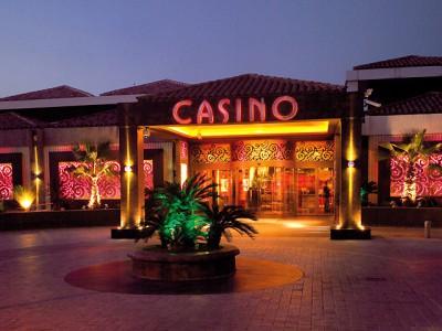 Casino De Cassis facade