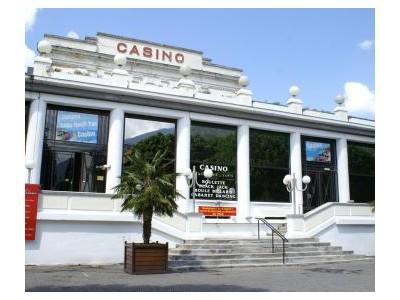 Casino de Bagnères-de-Luchon facade