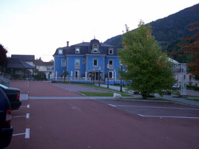 Casino d'Allevard facade