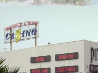 aperçu Casino de Balaruc les Bains