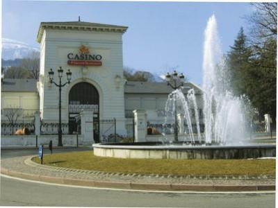 Casino d'Argelès-Gazost facade