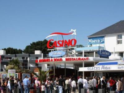 Casino Barrière de Benodet facade