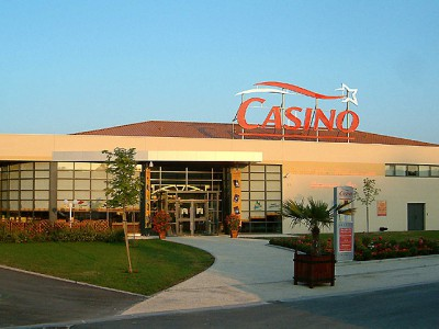 Casino Barrière de Jonzac facade