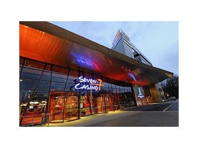 Seven Casino facade