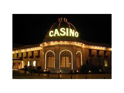 Casino du Lac Bagnoles-de-l'Orne facade