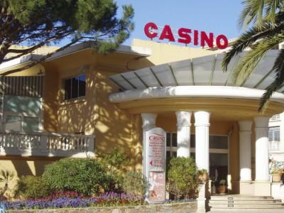 Casino Barriere Sainte Maxime facade
