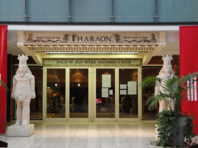 Le Pharaon - Grand Casino de Lyon facade