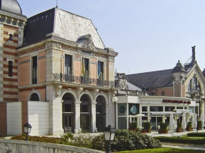 Casino JOA de Besançon facade