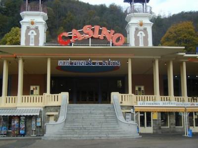Casino JOA D'AX-LES-THERMES facade