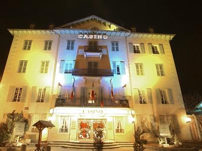 Casino Barriere de Chamonix Mont-Blanc facade