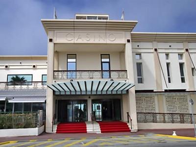 Casino Carry-le-Rouet facade