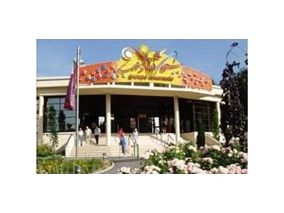 Casino Bourbonne-les-Bains facade