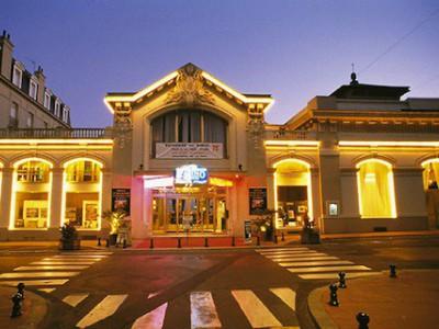 Casino Barrière de Dinard facade