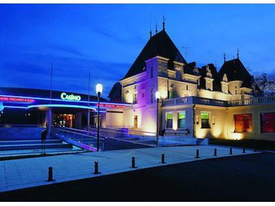 Casino de La Roche Posay facade