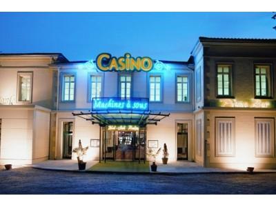 Casino de Gréoux-Les-Bains facade