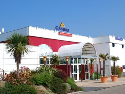 Casino de Roscoff facade