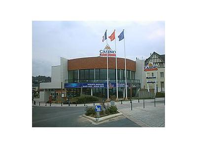 Casino de Villers-sur-Mer facade