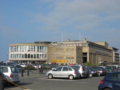 Casino Barrière de Saint Malo facade