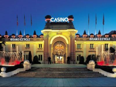 Casino Grand Cercle facade