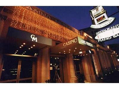 Casino d'Ajaccio  facade
