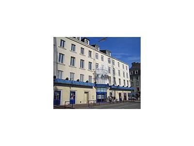 Casino de Cherbourg  facade