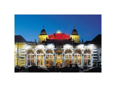 Casino de Contrexéville facade