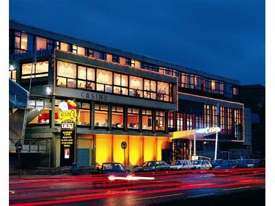 Casino de Dieppe facade