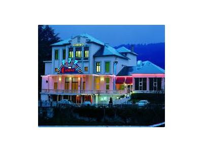 Casino Saint-Nectaire facade