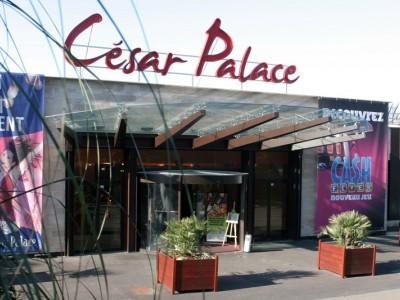 Joa Casino Cesar Palace facade