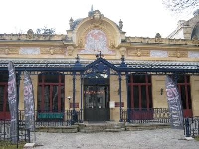 Casino de Néris Les Bains  facade