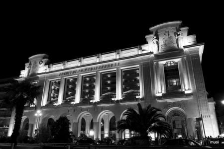 Casino du Palais de la Méditerranée facade