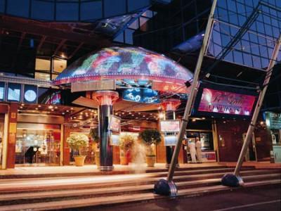 Eden Casino Juan Les Pins  facade
