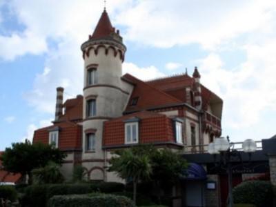 Casino de Quiberon facade