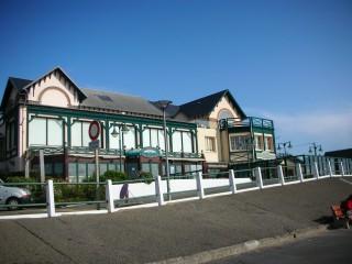 Restaurant Du Casino Saint Pair Sur Mer