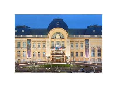 Casino de Trouville-sur-Mer facade