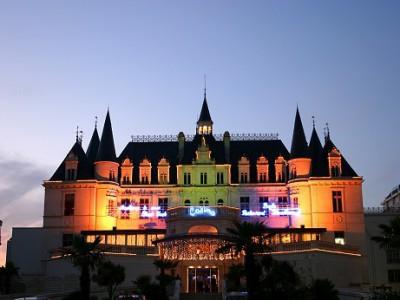 Casino Arcachon Partouche facade