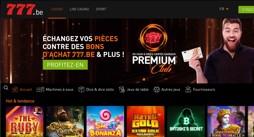 Casino777.be bonus logo